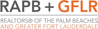 Realtors® of the Palm Beaches and Greater Fort Lauderdale logo