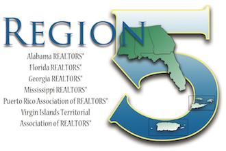 Region 5 logo